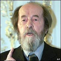 Diario de una Novela de Alexander Solzhenitsin