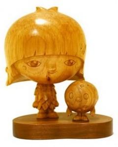 Arte en madera