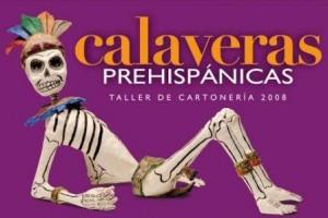 Exposición de Calaveras Prehispánicas