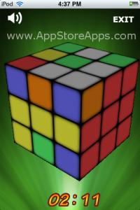 Cubix resuélvelo en tu iPhone / iPod Touch