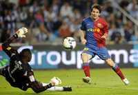 Barcelona gana el derby ante el Español 2-1