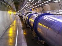 Descompuesto el Gran Colisionador de Hadrones