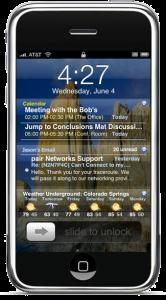 IntelliScreen disponible la versión 2.22 para el iPhone