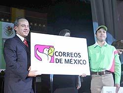 Correos de México tiene nuevo logo