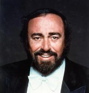 Homenaje a Pavarotti 11 y 12 de octubre 2008