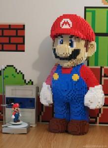 Mario Bros en Lego