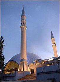 Mezquita en Estambul diseñada por una mujer