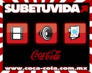 Concurso Coca Cola Sube tu vida