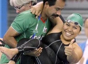 Medallas para México en Paralímpicos Septiembre 13
