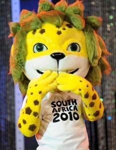 Presentan a Zakumi la mascota del Mundial 2010