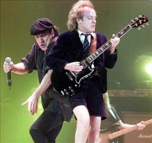 Black Ice de AC/DC sólo se venderá en Wal-Mart