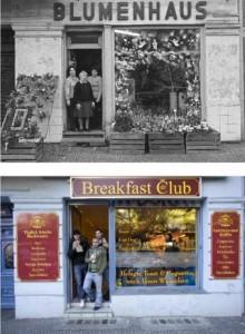 Exposición fotográfica sobre Berlín antes y después del muro