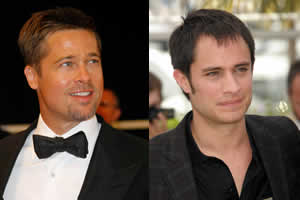 Gael García y Brad Pitt filmarán juntos