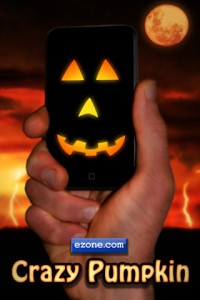 Crazy Pumpkin aplicación gratuita para el iPhone
