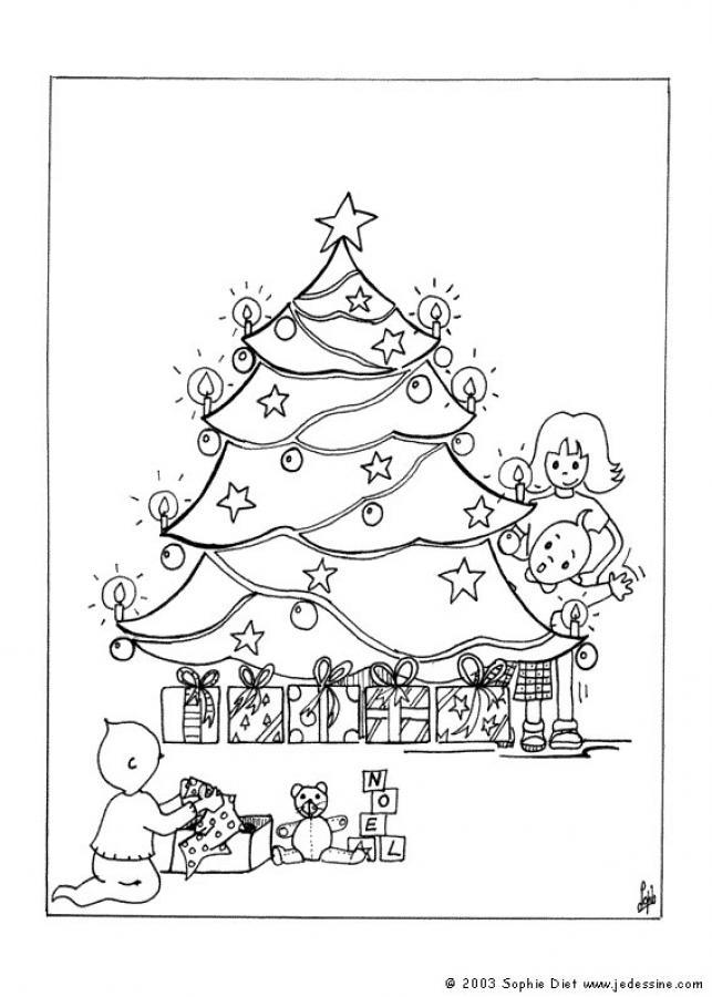 10 dibujos para navidad