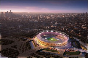 Ceremonia de Inauguración Londres 2012