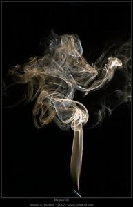 Trucos para fotografíar el humo con excelentes resultados
