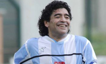 Diego Armando Maradona es el nuevo Director Técnico de Argentina