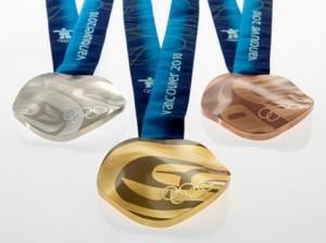Vancouver 2010 Logos, Mascotas y Medallas