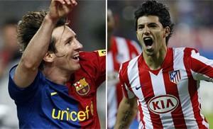 Barcelona vs Atlético de Madrid Liga española