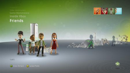 No te pierdas la Nueva Experiencia de Xbox360 este 19 de noviembre