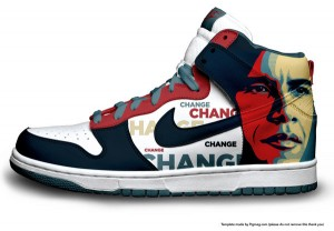 Obama Dunks - Obama Nikes