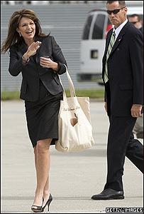 Se han invertido 150 mil dólares en la imagen de Sarah Palin