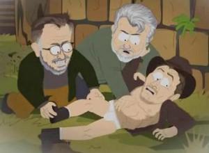 South Park ciertamente un capítulo polémico