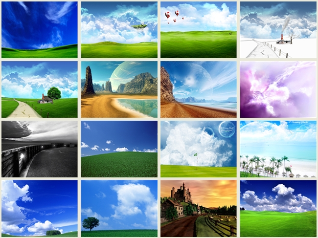 20 Wallpapers en Alta Resolución