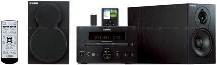 Yamaha lanza al mercado 4 minisistemas de audio para el iPhone