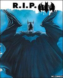 ¿Murió Batman?