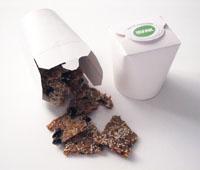 Grasa humana utilizada en alimentos y galletas para el Tercer Mundo