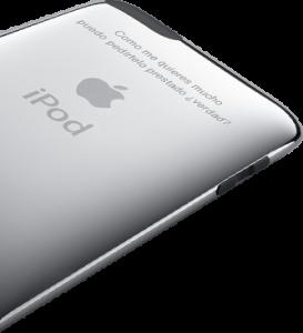 Puedes personalizar tu iPod en la Tienda Apple Online