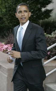 Barack Obama también se distingue por su elegancia