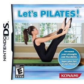Ejercítate con Let´s Pilates de Nintendo Ds