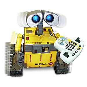 Wall-E juguete a control remoto