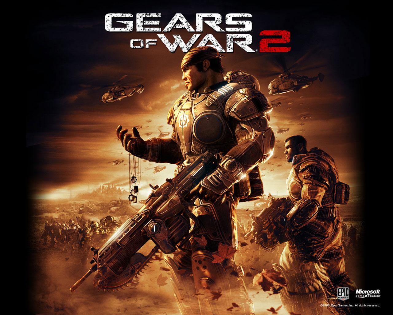 Wallpapers de Gears of War 2