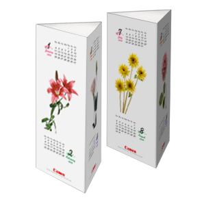 Crea tus Calendarios, Tarjetas y cajas para regalo Gratis