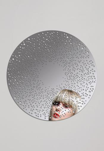 Espejos de formas caprichosas y novedosas