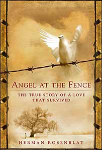 ANGEL AT THE FENCE historia de amor que no nació en el Holocausto