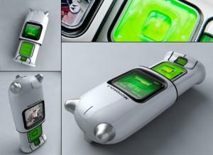 "Motorola diseña un móvil ""Kitty"""