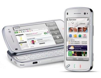 Nokia presenta el Nokia N97 con pantalla táctil