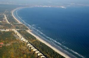 Prora balneario construido en la época Nazi se reabrirá al turismo