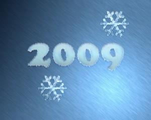 Tutorial para crear un wallpaper 2009