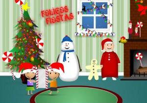 Yahoo te regala 4 tarjetas navideñas