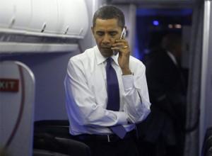 Obama lucha hasta el final por mantener a su lado la BlackBerry