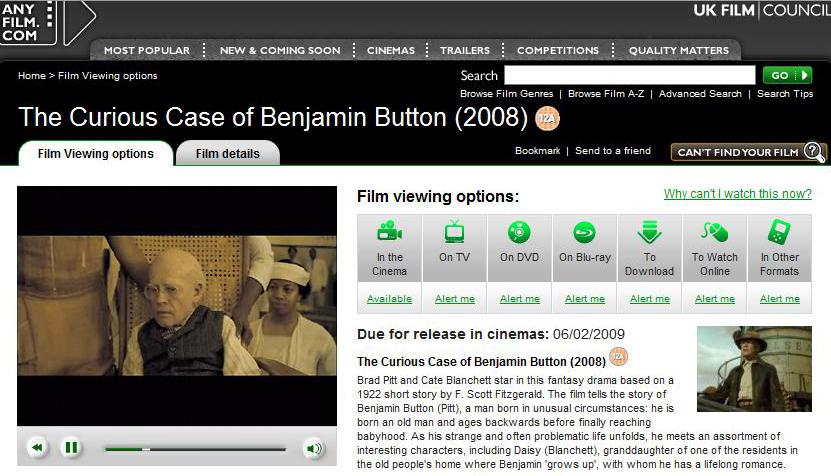 Findanyfilm  buscador gratuito de películas