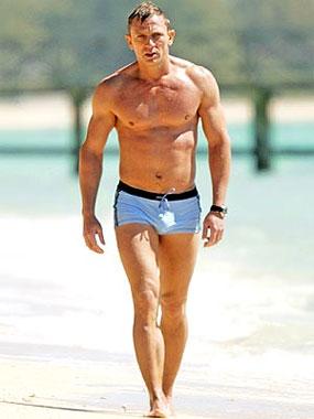 Daniel Craig ahora en la película de Tintín el famoso cómic belga