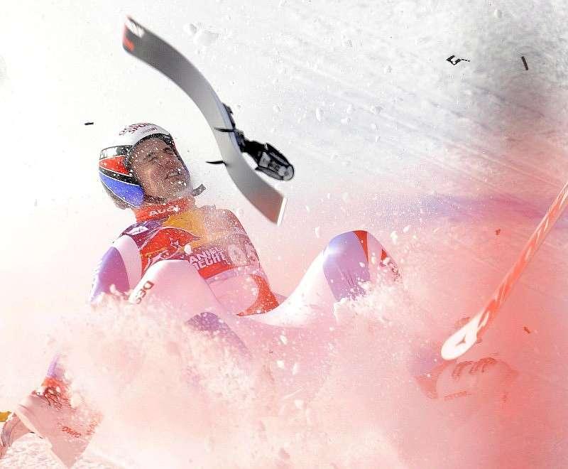 Medicos inducen coma al esquiador Daniel Albrecht