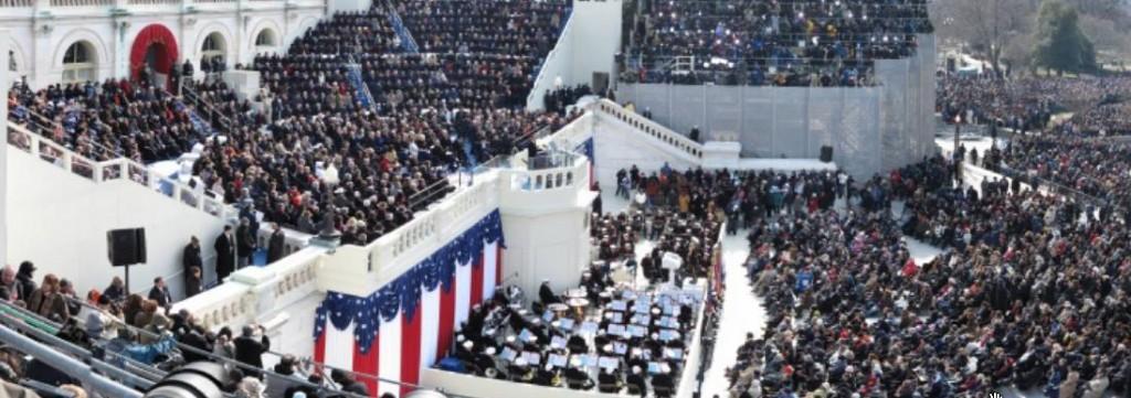 Impresionante fotografía de la Toma de Posesión de Barack Obama en 1474 megapixeles